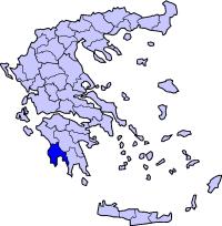 Χαρτης Μεσσηνίας