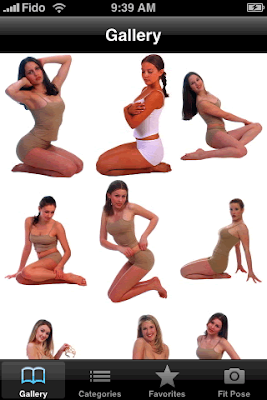 Female Posing Guide for Photography