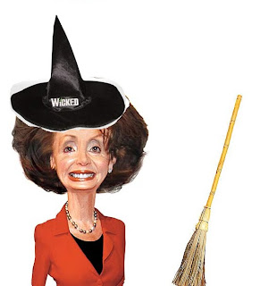 pelosi broom