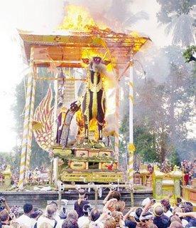 Ngaben; Cremation in Bali