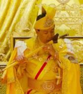 Sultan Selangor  Ke 9 (2001 dan Kini Sedang Bertakhta)