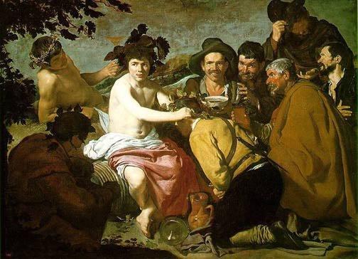 """Dioniso: O """"Rei"""" da Balada!"""