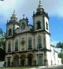 Igreja de N.Srª dos Prazeres dos Montes Guararapes - Jaboatão dos Guararapes-PE
