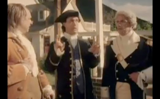 This Bud Light Commercial Celebrates The Fourth Of July With Cultural  Cluelessness. Showing The Founding Fathers Partying Obviously Prohibited  The Brand ...