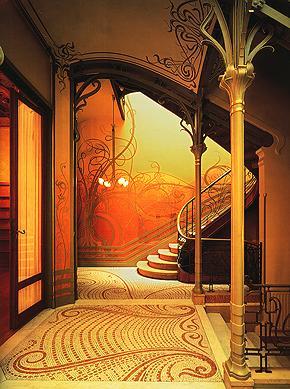 Art Nouveau Architecture History