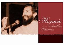 HORACIO ZEBALLOS GÁMEZ (1942-1984)