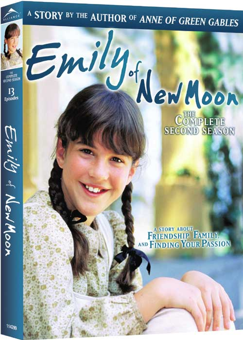 emily of new moon book report