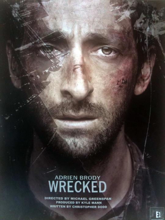 Wrecked, con Adrien Brody