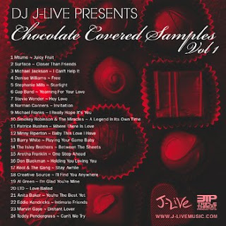 J-Live - Chocolate Covered Samples Vol. 1