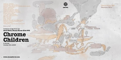 It was a joint release with Adult Swim made to coincide with the label's 10 ...