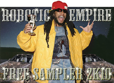Robotic Empire: Free Label Sampler 2k10