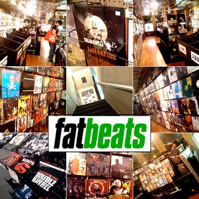 Fat Beats Closes it's LA & NY Stores