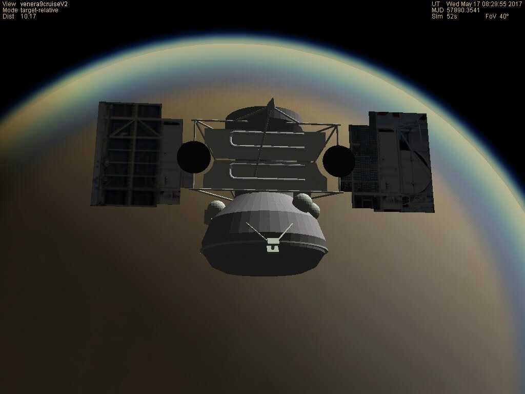 spacecraft venera 16 - photo #32