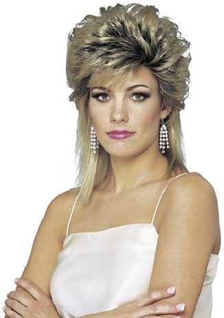 female mullet hairstyles. Check out