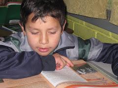 Entrenando la lectura