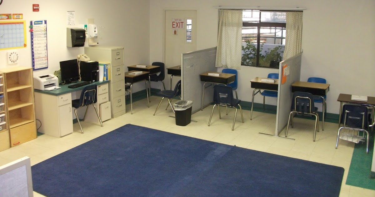 Classroom Design For Autism ~ Classroom in the corner my part