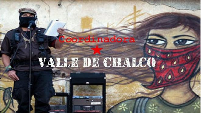 COORDINADORA VALLE DE CHALCO