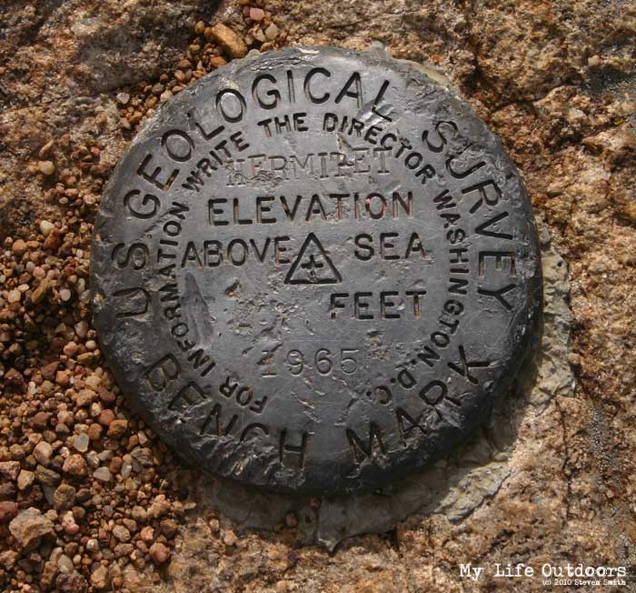 Hiking Hermit's Peak in the New Mexico's Sangre de Cristo Mountains