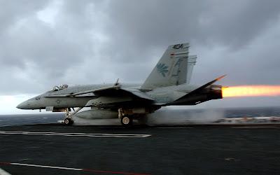 F 18 Super Hornet Wallpaper ... Wallpapers: F18 Hornet Carrier Launch 1680 x 1050 Widescreen Wallpaper