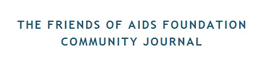 The Friends of AIDS Foundation Community Journal