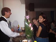 Pa, Carla y Georgy
