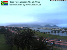 Webcam of Cape Town City and Table Bay