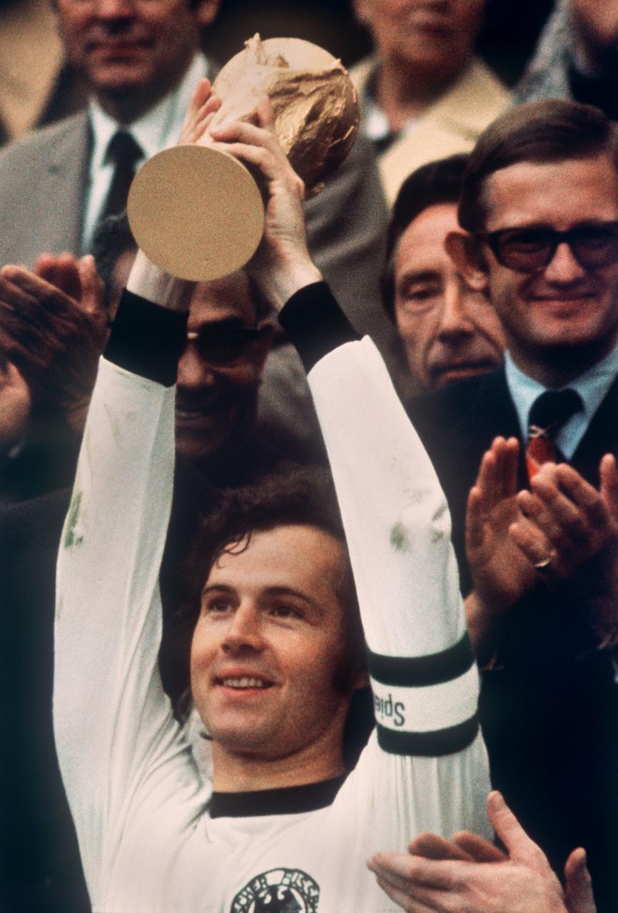 Franz Beckenbauer (1972)22
