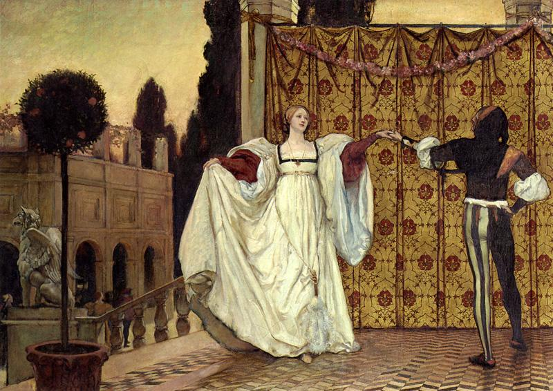 the art of courtly love essay