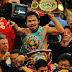 Professional boxer: 8 images of Manny Pacquiao