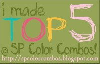 SP Colour Combo Challenge Top 5