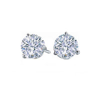 Diamond stud earrings from Diamonds International