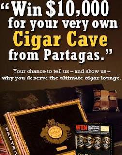 partagas cigar cave