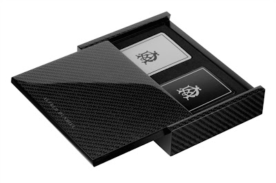alfred dunhill poker card set