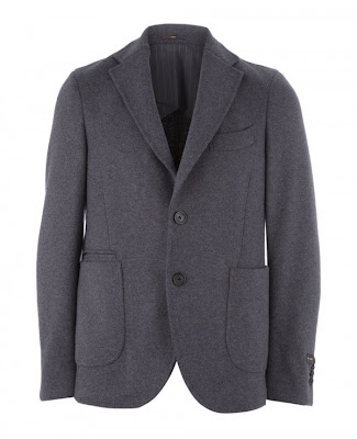 fendi wool blazer