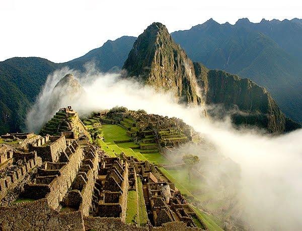 Machu Picchu, ahi vamos...