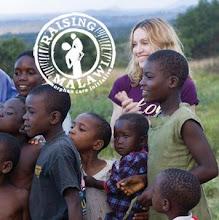 Madonna y Raicing Malawi