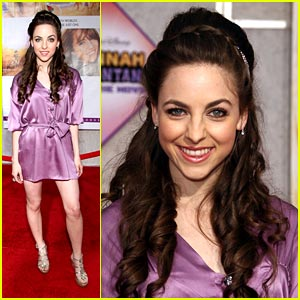 [brittany-curran-at-the-hannah-montana-movie-premiere]