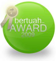Hijau Award Yang Pertama