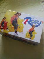 アメリカン・エキスプレスのポイント・プログラムでロディーYが届いたの巻。