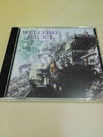 iTunes Wi-Fi Music Storeでも購入したWELCOME BACK 2を購入の巻。