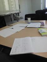会社の語学講習韓国語でマンツーマンレッスンになるの巻。