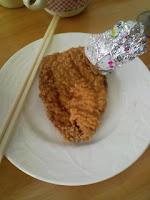 MOS BURGER(モスバーガー)モスチキンはカリカリで美味しいの巻。