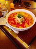 香辣(シャンラー)!!坦々麺の巻。