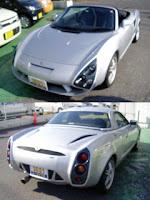 トヨタMR-SのVM180ザガートはモデリスタ限定車の巻。