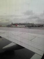 東京に戻ってきたら雨だったの巻。