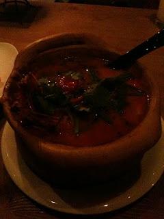 トムヤムクン(世界三大スープのひとつ)