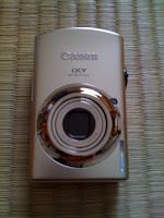 キヤノンIXY DIGITAL 920 ISデジタルカメラを購入。