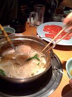 新宿歌舞伎町のモ〜モ〜パラダイスで会社の飲み会。