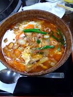 越谷市焼き肉やまとのカルビクッパを食べた感想。