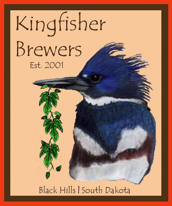 KINGFISHER BREWING BLOG
